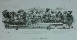 Le pavillon de Bellecour