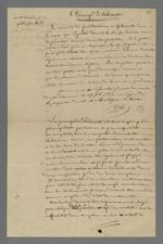 Essai de Pierre Charnier sur le principe de solidarité en matière de contraventions.