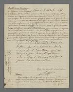 Observations de Pierre Charnier relatives à une affaire opposant un chef d'atelier et son contremaître.