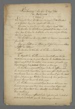 Questionnement autour de la création d'un Conseil des Prud'hommes des ouvriers en bâtiment, rédigé par Michel Durand, menuisier.