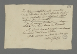 Lettre de l'abbé Courbet au sujet du refus des négociants d'insérer l'ajout adopté par les chefs d'ateliers et ouvriers, au règlement des ateliers de teinturerie.