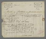 Lettre de Buttner, marchand-fabricant qui, reconnaissant la décision du Conseil des Prud'hommes, admet son tort et promet de payer les réparations au chef d'atelier lésé.