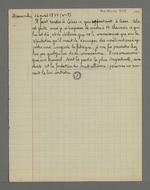 Article de Falconnet répondant à la lettre de Pierre Charnier, publié dans le numéro17, datant du26 avril 1835de