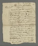 Notes de Pierre Charnier concernant la création d'une commission permanente composée de chefs d'ateliers : plan et idées générales.