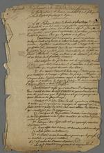 Règlement de la Société de Bienfaisance en Justification, second mutuellisme de la Fabrique de soie.