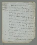 Récit de la première élection de Pierre Charnier au Conseil des Prud'hommes, après la réforme paritaire issue des évènements de novembre 1831.