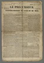 Exemplaire du numéro 1499 du journal le