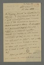 Seconde lettre du docteur Bowring, chargé d'une enquête commerciale sur l'industrie française de la soie par le gouvernement anglais.