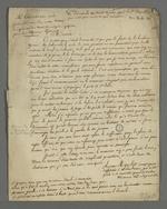Poésie rédigée par Jérôme Miquelet de Maltaverne, à la gloire de Berthelot, communiquée à Pierre Charnier par Carrière.
