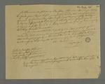 Invitation adressée à Pierre Charnier par Marius Chastaing, pour pouvoir discuter d'une question de lésion soulevée en amont.
