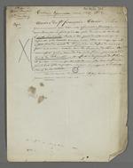 Copie d'un article dans lequel les membres dirigeants de la société de Saint François Xavier sont accusés d'entretenir des opinions légitimistes, publié dans le numéro 3, daté de mai 1847, de la