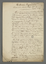 Copie d'un article dans lequelle les membres dirigeants de la société de Saint François Xavier sont accusés de prosélytisme, publié dans le numéro 4, dejuin 1847, de la