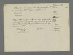 Rappport sur l'état des indigents de la paroisse Saint-Paul et des secours apportés de décembre 1846 au 24 mars 1847.