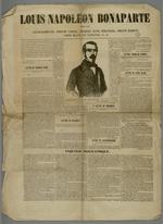 Citations et témoignages concernant Louis-Napoléon Bonaparte, dans le cadre de sa candidature à la fonction de président de la République.