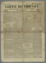 Première page de l'exemplaire du numéro 6931 daté du