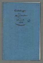 Annuaire des membres de l'association des hospitaliers.