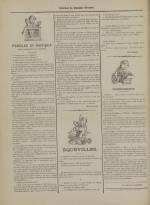 Le Journal de Guignol : illustré, politique, N°9, pp. 4