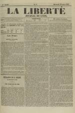 La Liberté : journal de Lyon, N°8