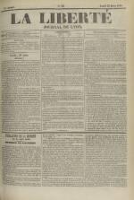 La Liberté : journal de Lyon, N°93