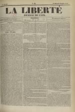 La Liberté : journal de Lyon, N°94