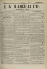 La Liberté : journal de Lyon, N°97