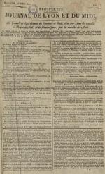 Le Journal de Lyon et du Midi