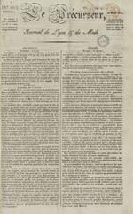 Le Journal de Lyon et du Midi, N°295