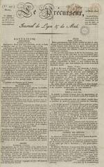 Le Journal de Lyon et du Midi, N°297