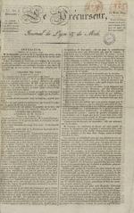 Le Journal de Lyon et du Midi, N°301