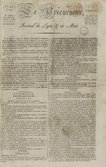 Le Journal de Lyon et du Midi, N°302