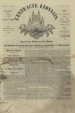 L'Entr'acte lyonnais,  N°922