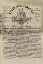 L'Entr'acte lyonnais,  N°926