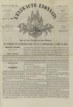 L'Entr'acte lyonnais,  N°944, pp. 1