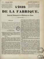 L'Echo de la fabrique, N°56, pp. 1