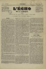 L'Echo de la fabrique de 1841, N°4