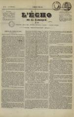 L'Echo de la fabrique de 1841, N°8