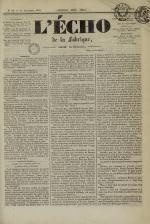 L'Echo de la fabrique de 1841, N°94