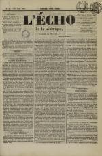 L'Echo de la fabrique de 1841, N°93