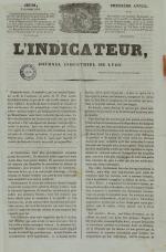 L'Indicateur, N°3