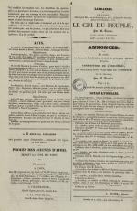 L'Indicateur, N°30, pp. 4