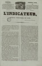 L'Indicateur, N°4