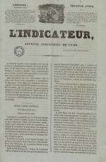 L'Indicateur, N°5