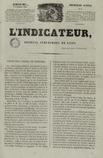 L'Indicateur, N°8
