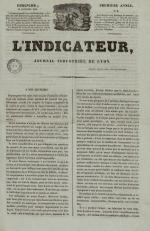 L'Indicateur, N°9