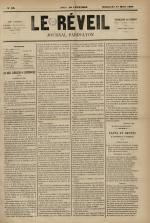 Le Réveil : journal Paris-Lyon, N°10