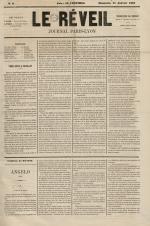 Le Réveil : journal Paris-Lyon, N°3