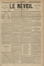 Le Réveil : journal Paris-Lyon, N°5