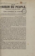 La Semaine : revue de Lyon, N°1