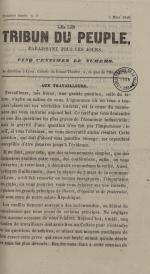 La Semaine : revue de Lyon, N°2