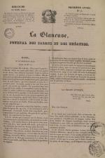 La Glaneuse : journal populaire, N°2